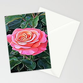 Trembling Flower of Enchantment Stationery Cards