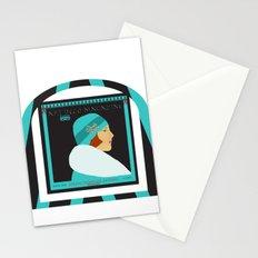 Art Deco Magazine Stationery Cards