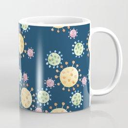 Watercolor Viruses Coffee Mug