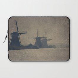 Kinderdijk Windmills II Laptop Sleeve