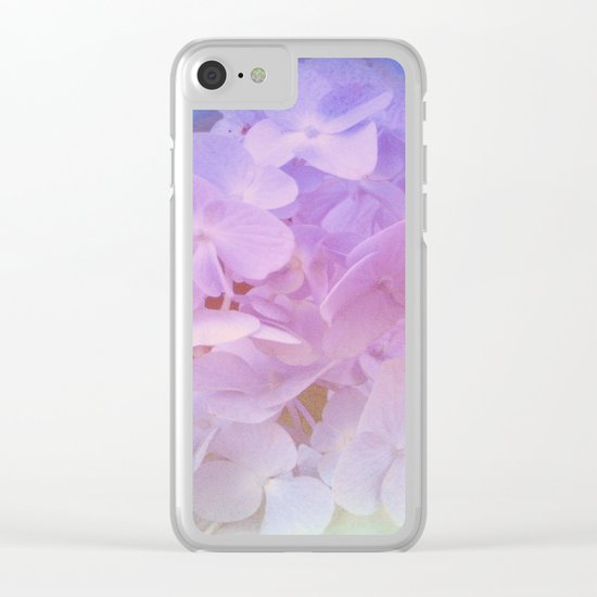 In The Eye of The Beholder Clear iPhone Case