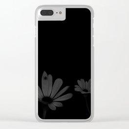 Void Couture Dark Clear iPhone Case