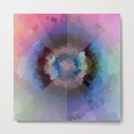 Multicolored abstract no. 59 Metal Print