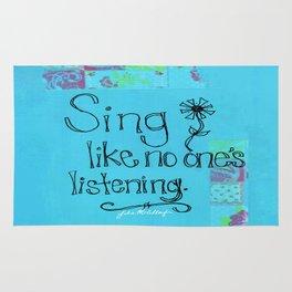 Sing Rug