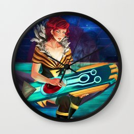 A Small Moment Wall Clock