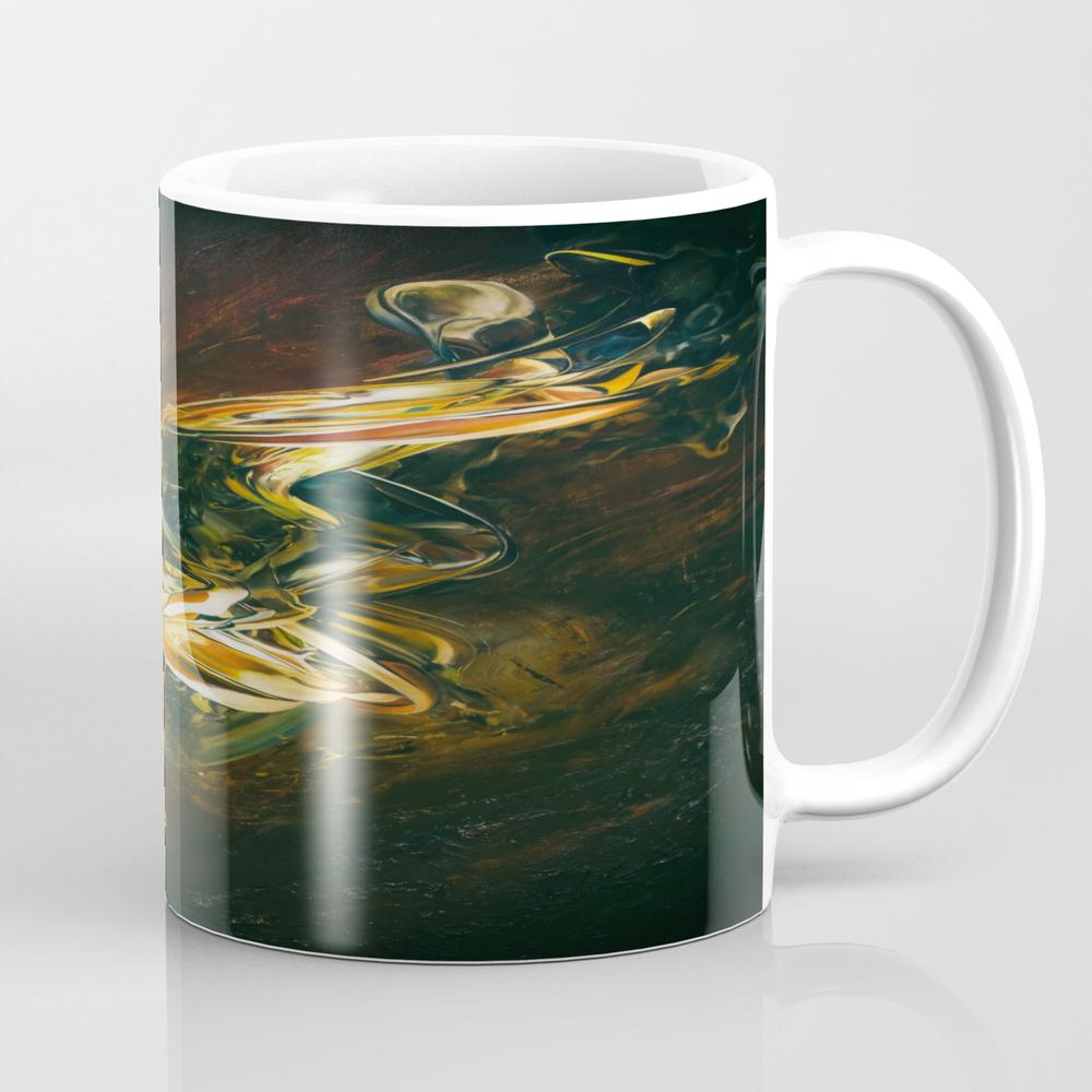 Golden Bough Coffee Cup by Vladkraynyk MUG8717772