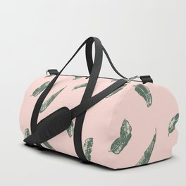Banana leaf Duffle Bag