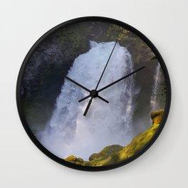 Sahalie Wall Clock