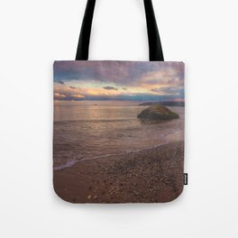 Varna sunset Tote Bag