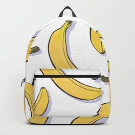 """Look, it's raining Bananas"" Backpack"