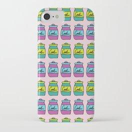 Warhol Soup Cookies iPhone Case