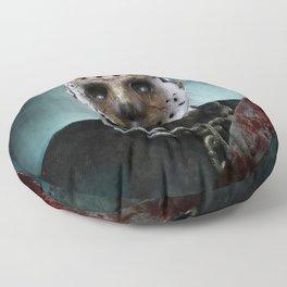 Jason Voorhees Floor Pillow