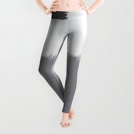 QUARTERS #1 (Grays) Leggings