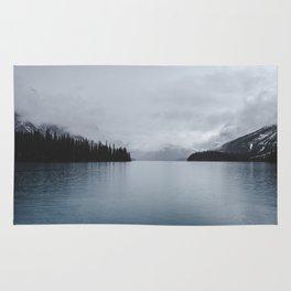 Landscape Lake Mirror Rug