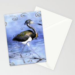 Artfully In Stride Stationery Cards