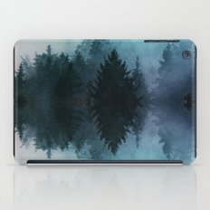 Forest Reflections II iPad Case