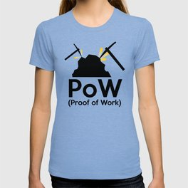 PoW - Proof of Work T-shirt