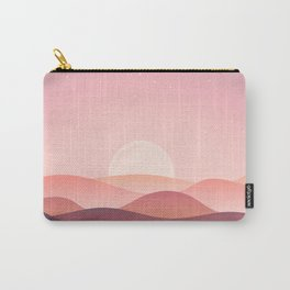 Moon hills Carry-All Pouch