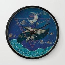 Nightly Ritual Wall Clock