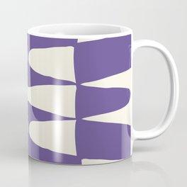 Zaha Ultra Violet Coffee Mug