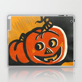 Halloween Grin Laptop & iPad Skin
