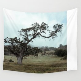 The love for Spooky Trees Wall Tapestry