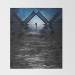 Long Way From Home Throw Blanket