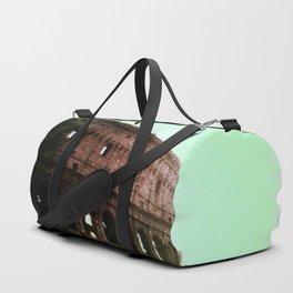 Sunset in Rome Duffle Bag