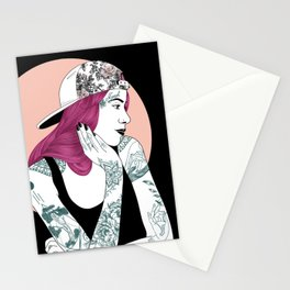 Nymph Stationery Cards
