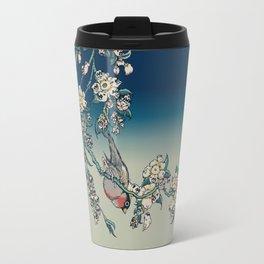 Bullfinch and Pugging Cherry Travel Mug