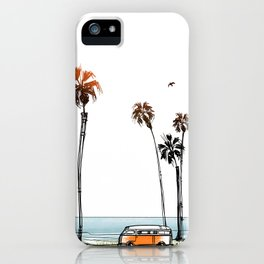 LA love  iPhone Case