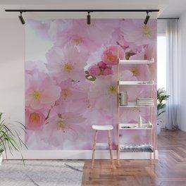 Pink Dream Wall Mural