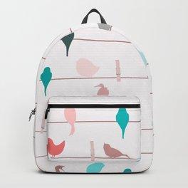 Little Birds 2 Backpack