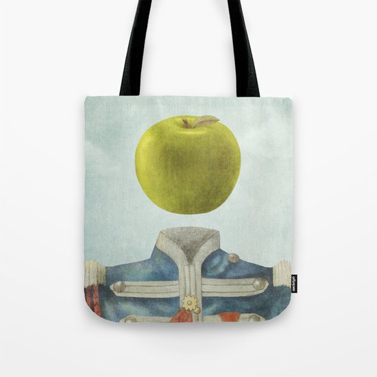 Sgt. Apple  Tote Bag