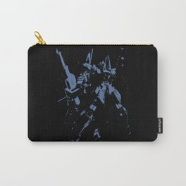 Blue GDM Carry-All Pouch