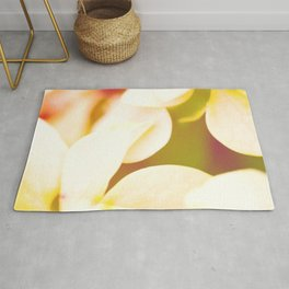 Yellow Spin Rug