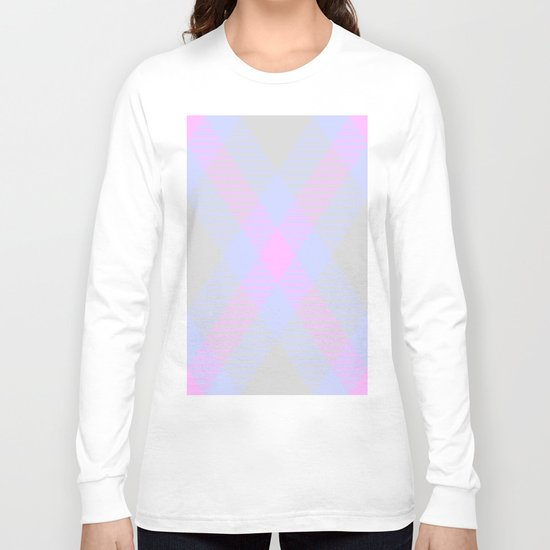 Tartan Pattern 5 Long Sleeve T-shirt