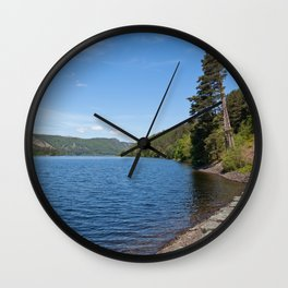 Lake Grasmere Wall Clock