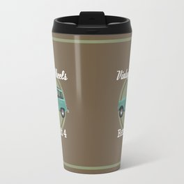 Vintage Wheels - Renault 4 Travel Mug