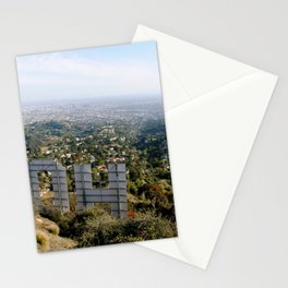 hollywood heights Stationery Cards