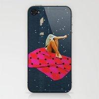 SOMEONE ELSE iPhone & iPod Skin