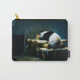 Panda in Ueno Carry-All Pouch