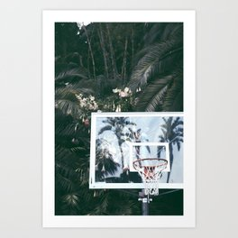 HEAVEN IS A PLAYGROUND Art Print