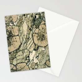 Garnet Crystals Stationery Cards