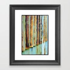 In Repetition  Framed Art Print