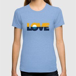 LOVE - People's Flag of Milwaukee T-shirt