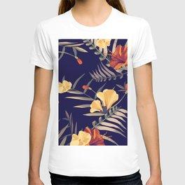 Tropical Leaves 8 T-shirt