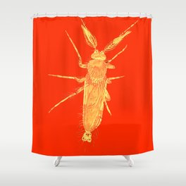 Sandfly 2 Shower Curtain
