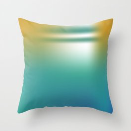 Intertidal 004 Throw Pillow