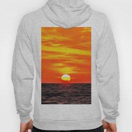 Orange Sunset Hoody